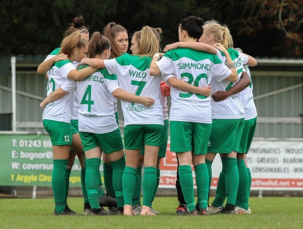ARGYLE LADIES ANNOUNCE SPONSORSHIP WITH THE RAF